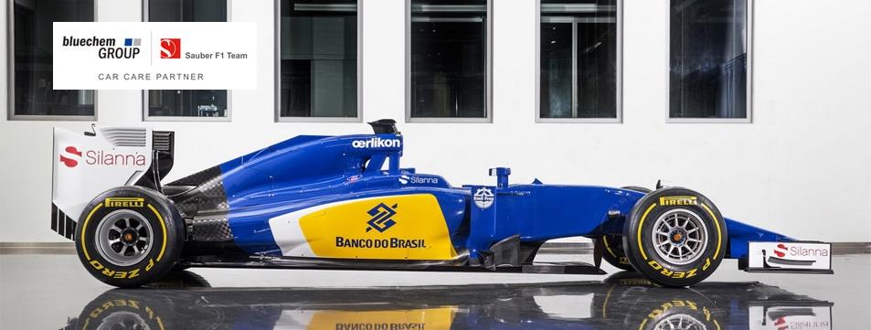 Bluechem Partner Sauber F1 Team